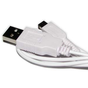 USB Power Charge Cable Pour DSi