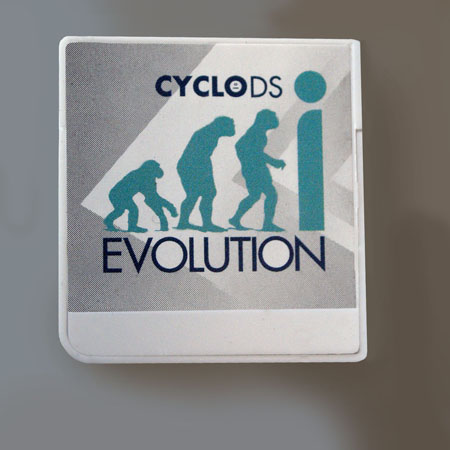 Carte CycloDS iEvolution